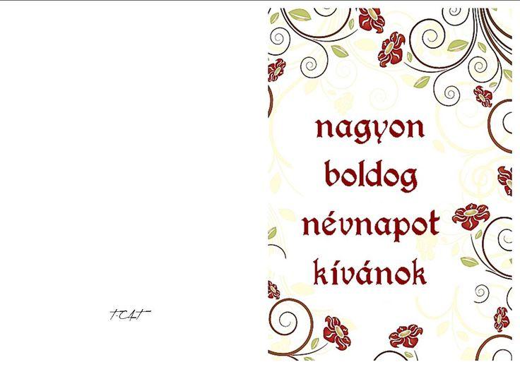 Névnapra