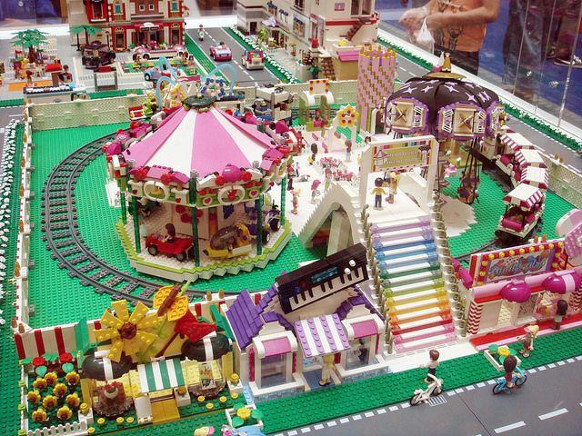 202 best LEGO Amusement park images on Pinterest   Lego, Lego ...