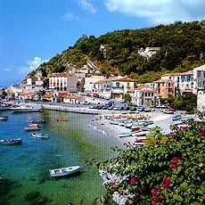 Another place that is magic! Maratea, Italy!