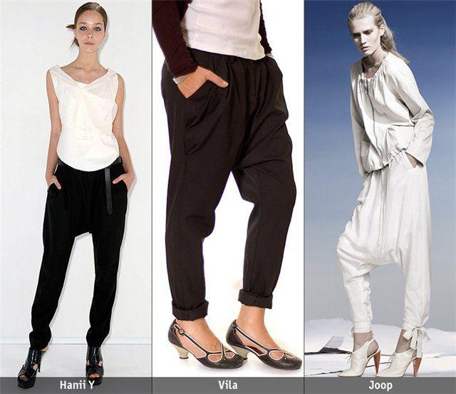 Модные штаны - Алладины (Афгани)