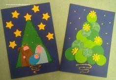 maestra Nella: biglietti di Natale