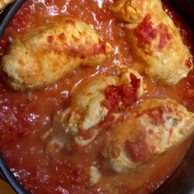 Best chicken dish ever!