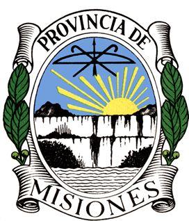 Escudo de Misiones, Argentina