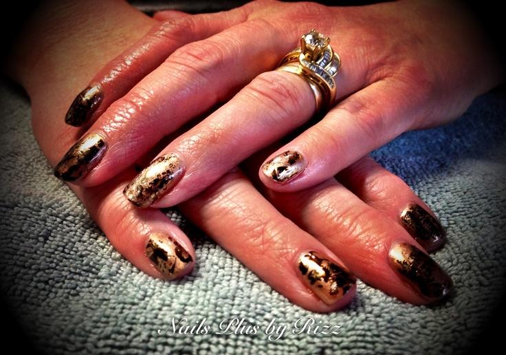 Created at nails plus salon by rizz nails plus salon for A plus nail salon