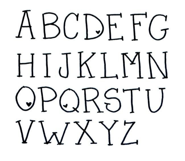 Best 25+ Font styles ideas on Pinterest | Free typography fonts ...