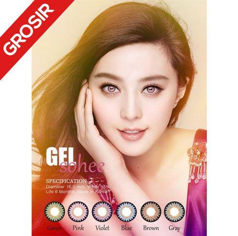 Softlens-Gel-Sohee