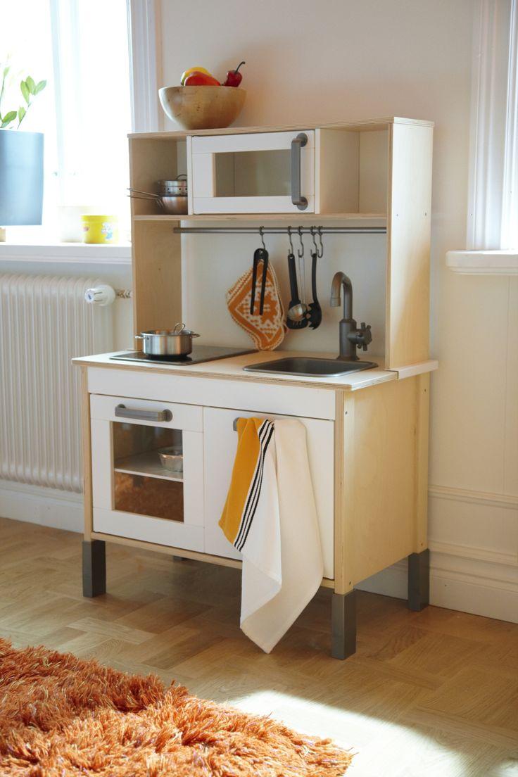 DUKTIG Spielküche - Birke | Ikea spielküche, Ikea küche ...