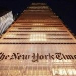 The New York Times is clamming up about the specific date Bill and Hillary Clinton contributed $100,000 to the paper's charity group in 2008, but denies the donation played a role in its coverage an