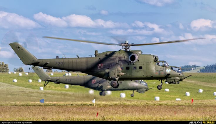 Poland - Army 729 aircraft at Nowy Targ photo