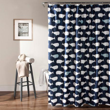 navy and white shower curtain. Whale Shower Curtain  Navy Blue Best 25 blue shower curtain ideas on Pinterest