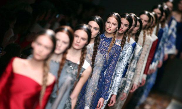 Parigi Fashion Week: anticipazioni moda donna e tendenze  primavera-estate 2015