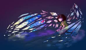 Resultado de imagen para anime behind glass undertale