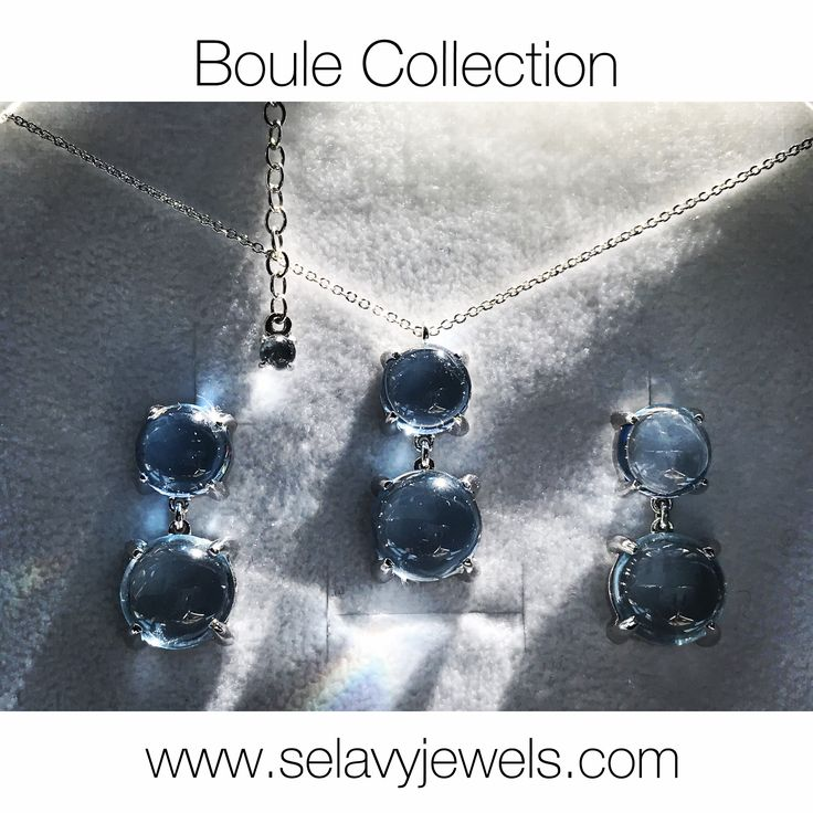 """SELAVY' JEWELS Parure """"Boule Collection"""". www.selavyjewels.com #madeinitaly #selavyjewels #moda #womanstyle #parure #fashion #fashiondesigner #ecommerce"""