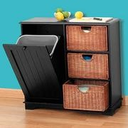 Must have.  Hate my exposed trashcan and could really use the drawers!!