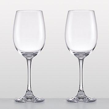 Sauvignon blanc glasses