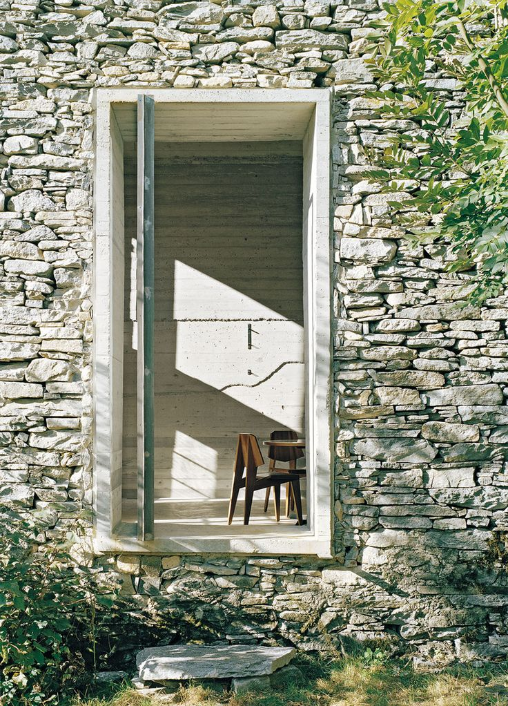 Summer House in Linescio   DETAIL inspiration