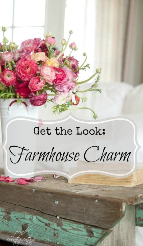 From old galvanized buckets to vintage chairs with thread bare upholster, farmhouse style is a little but rustic and a whole lot comfortable. It is a style that is easy to get in your own home by incorporating just a few pieces. You can go vintage farmhouse with old rusty, worn pieces, or have a more modern farmhouse look with bold colors and patterns. No matter which you prefer, start with pieces you love. Read along as eBay shares six easy ways to add some farmhouse charm to your home.