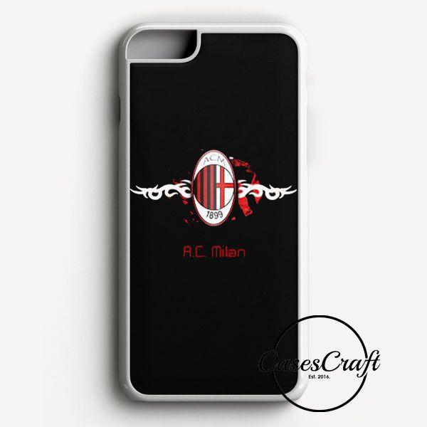 Ac Milan iPhone 7 Case   casescraft