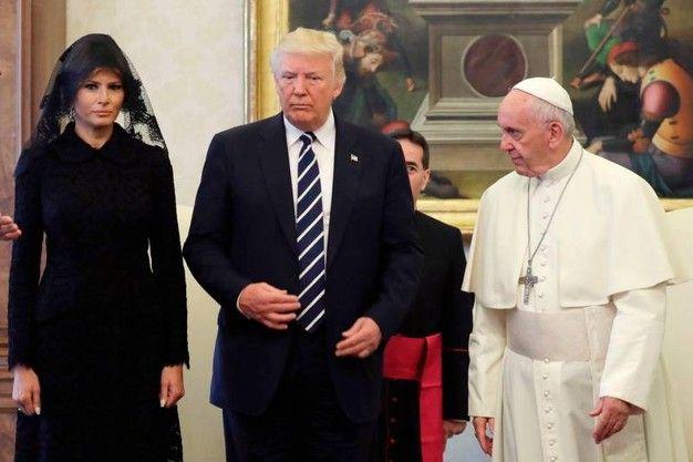 SCRIVOQUANDOVOGLIO: PAPA FRANCESCO RICEVE IL PRESIDENTE AMERICANO DONA...