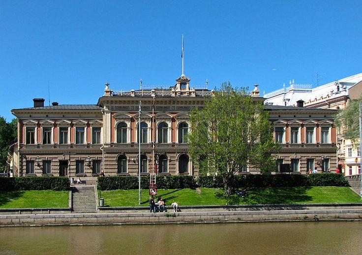 Turku City Hall - Turun kaupungintalo, Finland