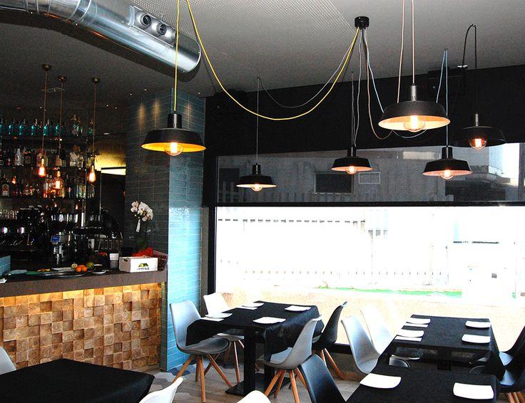 M s de 25 ideas incre bles sobre iluminaci n del - Iluminacion estilo industrial ...