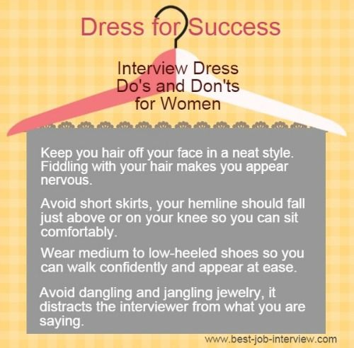 Interview Dress Tips Job Search, Job Interviews, Careers - administrative assistant interview questions