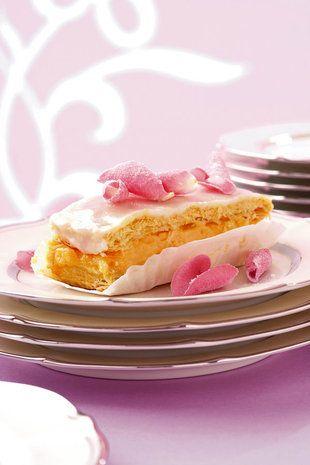Vla-skywe   SARIE   Custard slices