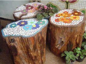 Image result for patroon mozaiek tafel