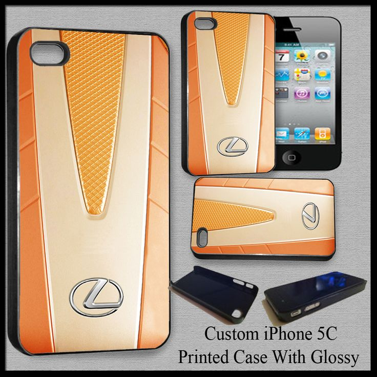 New Hot Design Custom Lexus Cover Case For iPhone 5C Nice Fit For Gift