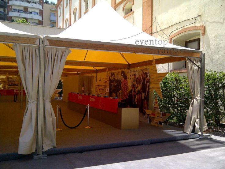 Alquiler Carpas VIP Barcelona | Venta y alquiler de carpas Barcelona