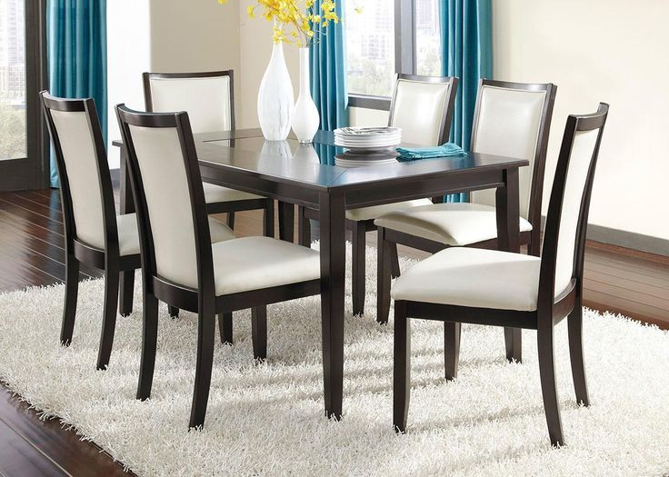 Trishelle Rectangular Dining Table Set By Ashley Furniture