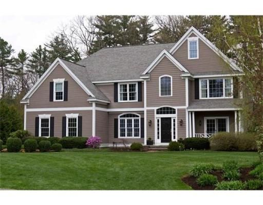 This 4 Bedroom 3 Bath Colonial Home For Sale In A Cul De Sac Neighborhood In Sudbury Includes A