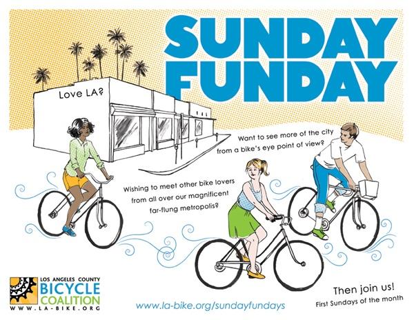 Sunday Funday Rides LACBC Sunday funday, Good day