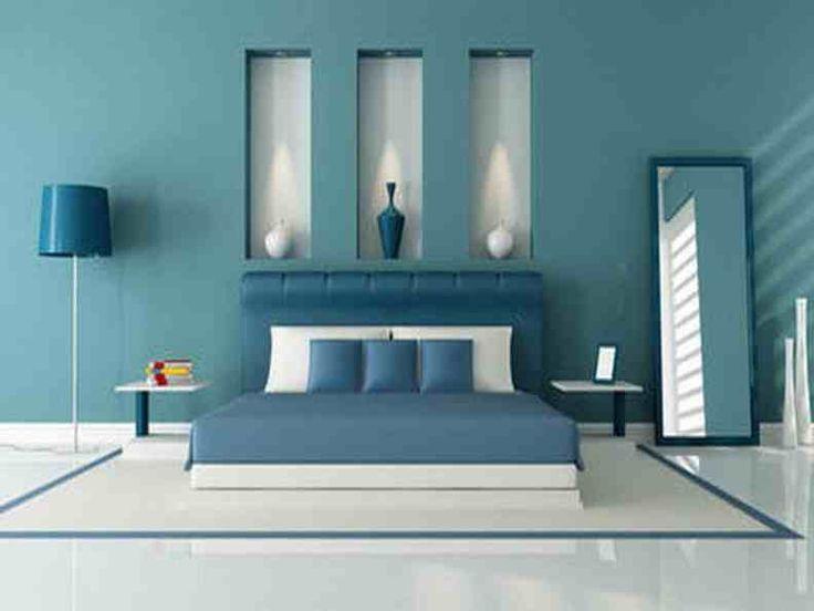 warna cat kamar tidur utama minimalis yang bagus | sweet home