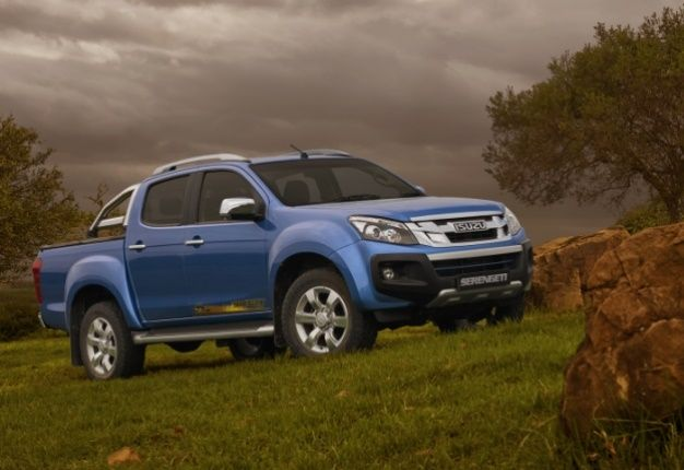 <b>LIMITED EDITION KB:</b> Isuzu offers a limited edition variant of its popular KB double cab – the Serengeti Edition. <i>Image: QuickPic</i>