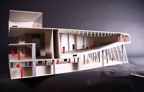 Educatorium Rem Koolhaas | Arquitectura, Edificio publico