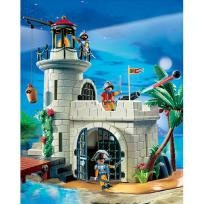 Playmobil - 4294 Soldier Fortress with Working Lighthouse for $65.