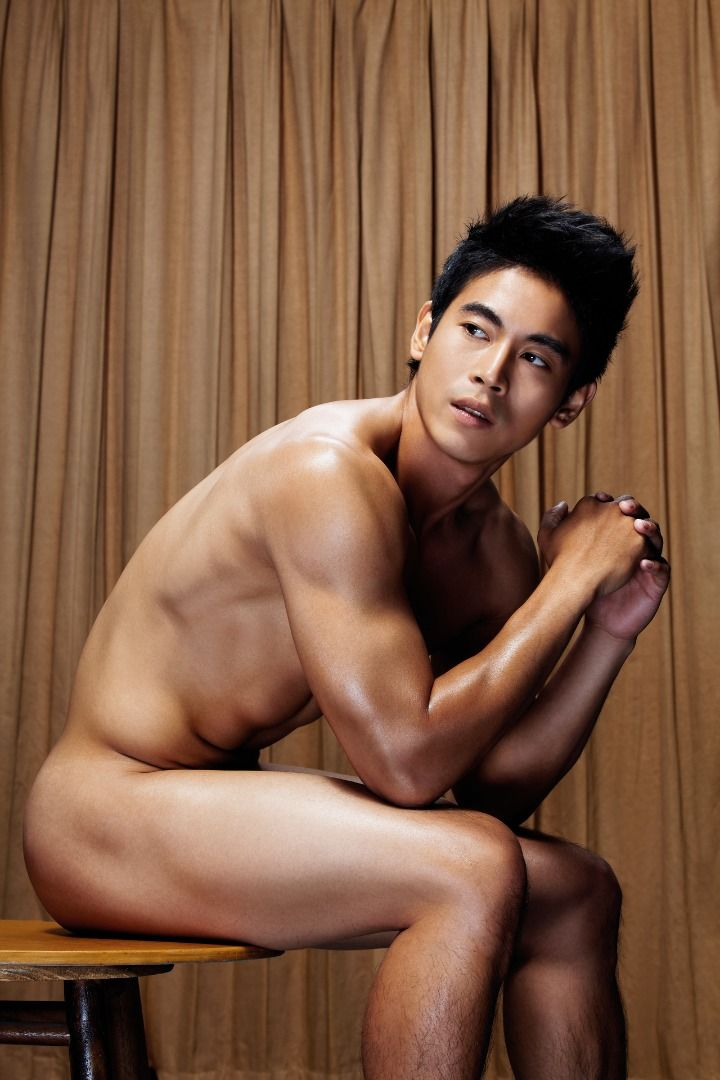 Thailand nude male-6291