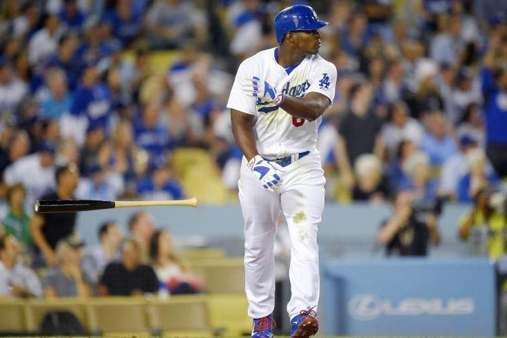 Yasiel Puig Credits Breaking out of Slump to Playing Baseball Video Games
