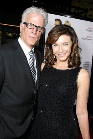 Ted Danson and Mary Steenburgen: This Hollywood couple, married since 1995, makes time for each other on- and off-screen: Theyve acted together in Gullivers Travels, Curb Your Enthusiasm, and Ink.