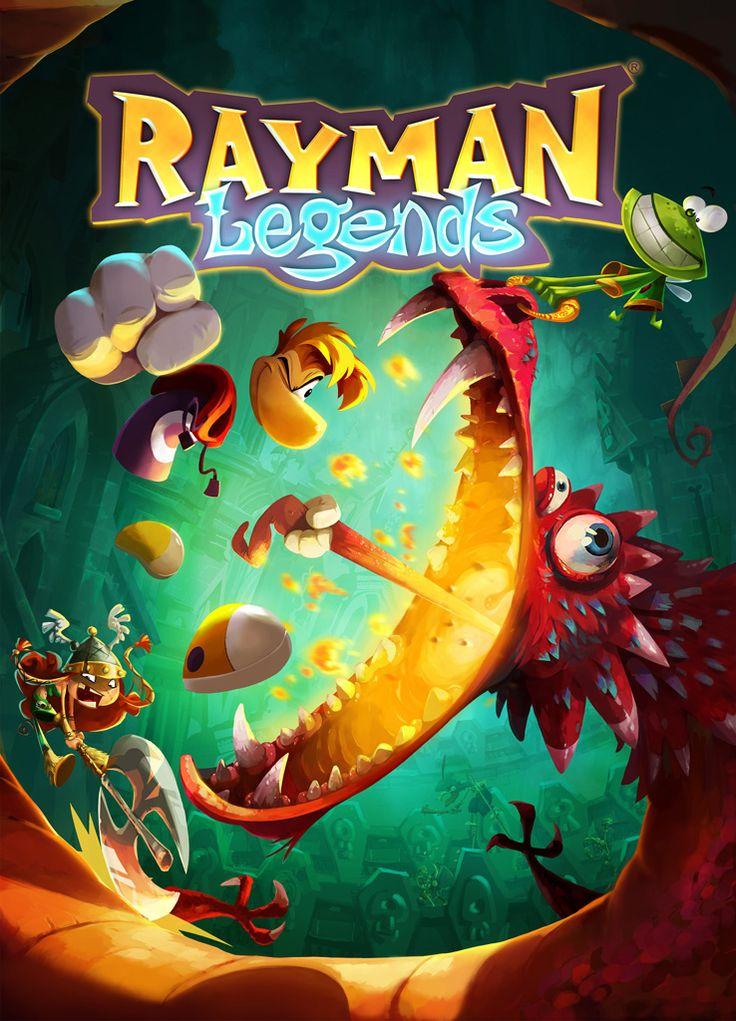 Grand's Obsessive Rayman Compendium