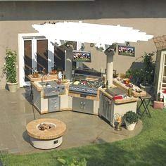 31 Unterhaltung Outdoor Kitchen Bar Ideen für Familienfeiern   – Sevket Cetin