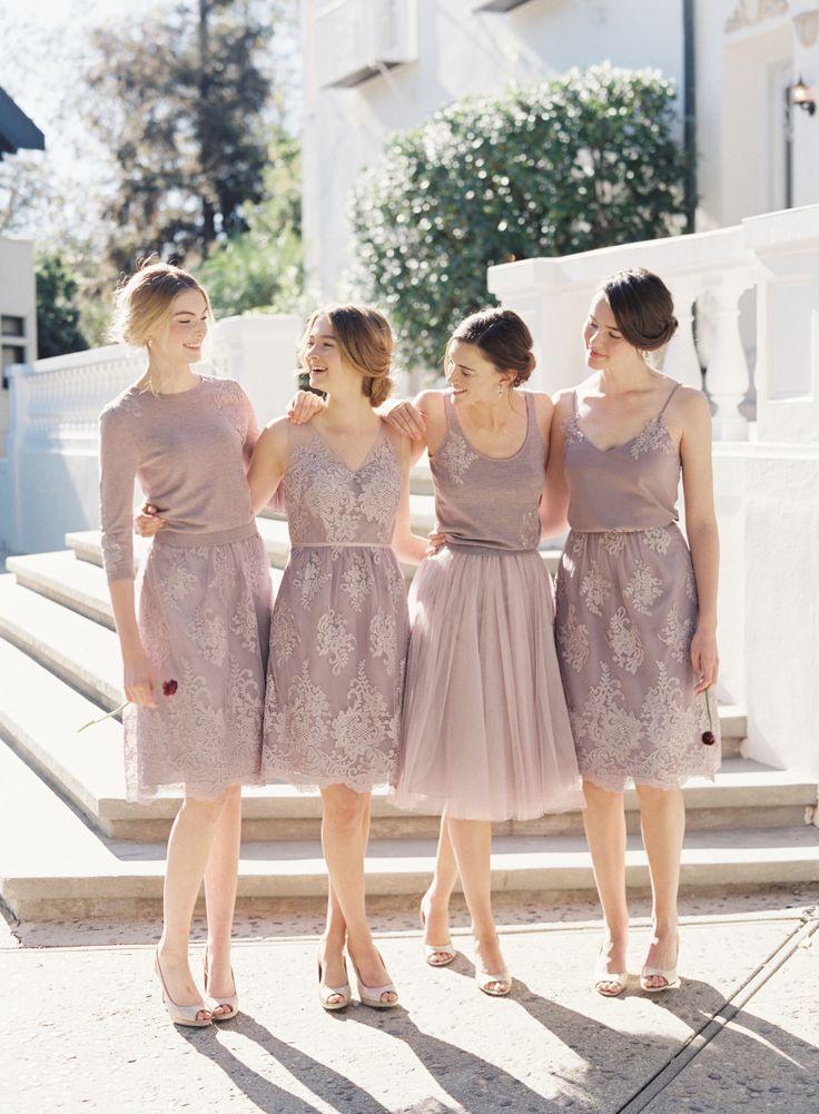 Jenny Yoo's 2016 Bridal, Bridesmaid and Flower Girl Collection | Gorgeous bridesmaid dresses, Bridesmaid, Bridesmaid dresses