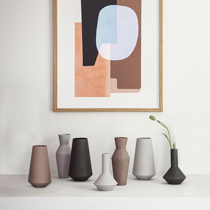 Vases Sculpt (Ferm Living)