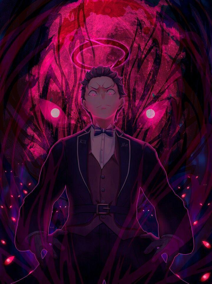 Rezero anime Subaru another world Butler possessed