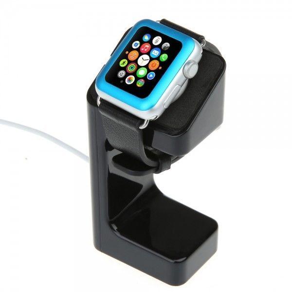 ***HOTDEALS Charging Dock Stand Station Holder for Apple Watch 38/42mm Black #UnbrandedGeneric