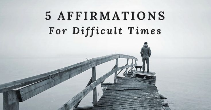 writing affirmations