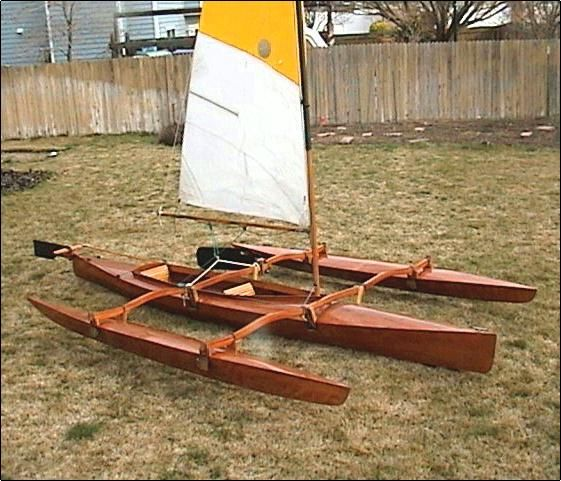 Kayak - trimaran, trying to find the best first toy - Boat Design Forums