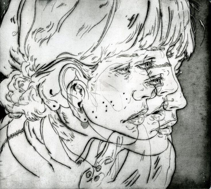 Angie Hoffmeister - Dusseldorf, Germany Artist - Illustrators - Artistaday.com