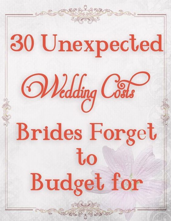 Best 25+ Wedding costs ideas on Pinterest Wedding planner cost - wedding list